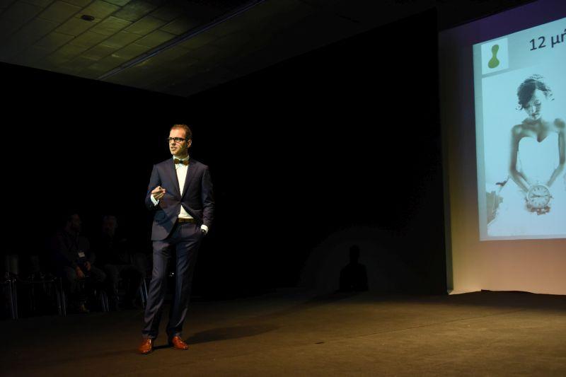 Ομιλία για τις αισθητικές παρεμβάσεις πριν το γάμο στην EXPO-WEDDING '16