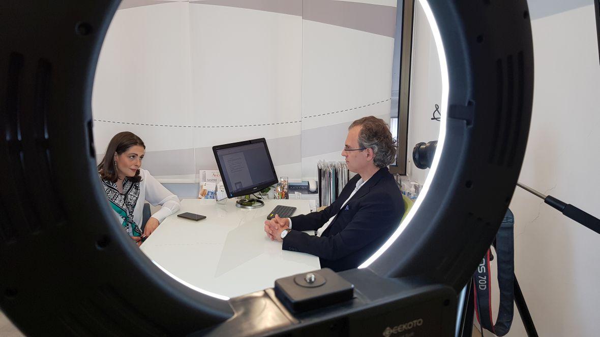 Συνέντευξη στο cityportal.gr με θέμα τις αισθητικές χειρουργικές παρεμβάσεις στο στήθος- VIDEO
